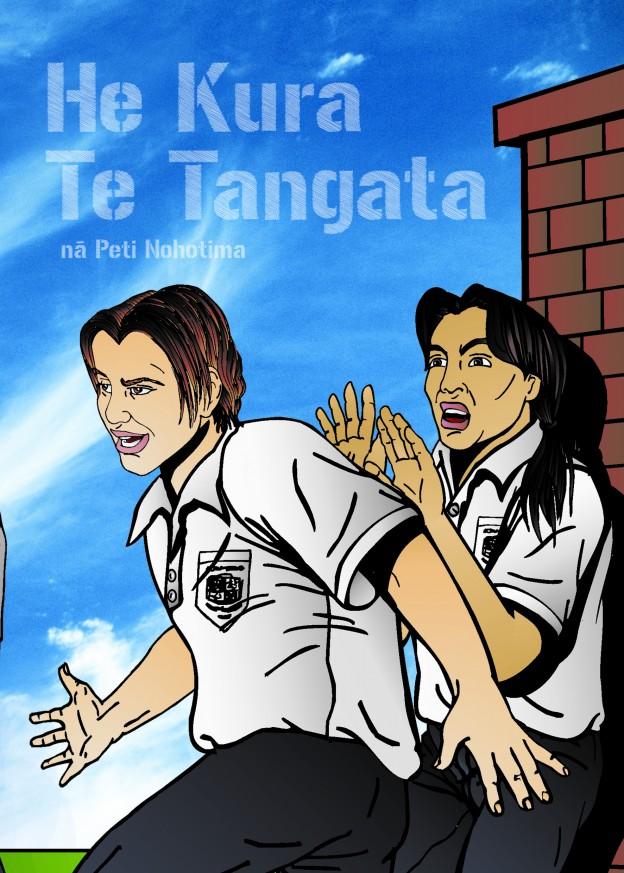 He Kura Te Tangata Cover