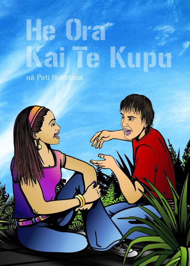 He Ora Kai Te Kupu Cover