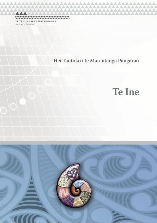 Te Ine Cover