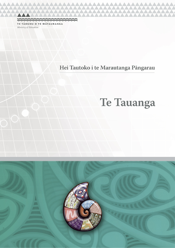 Te Tauanga Cover