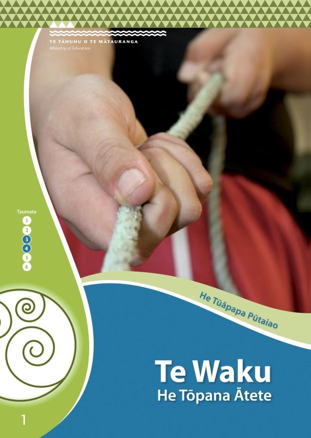 Te Waku Cover
